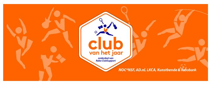 club van het jaar verkiezing