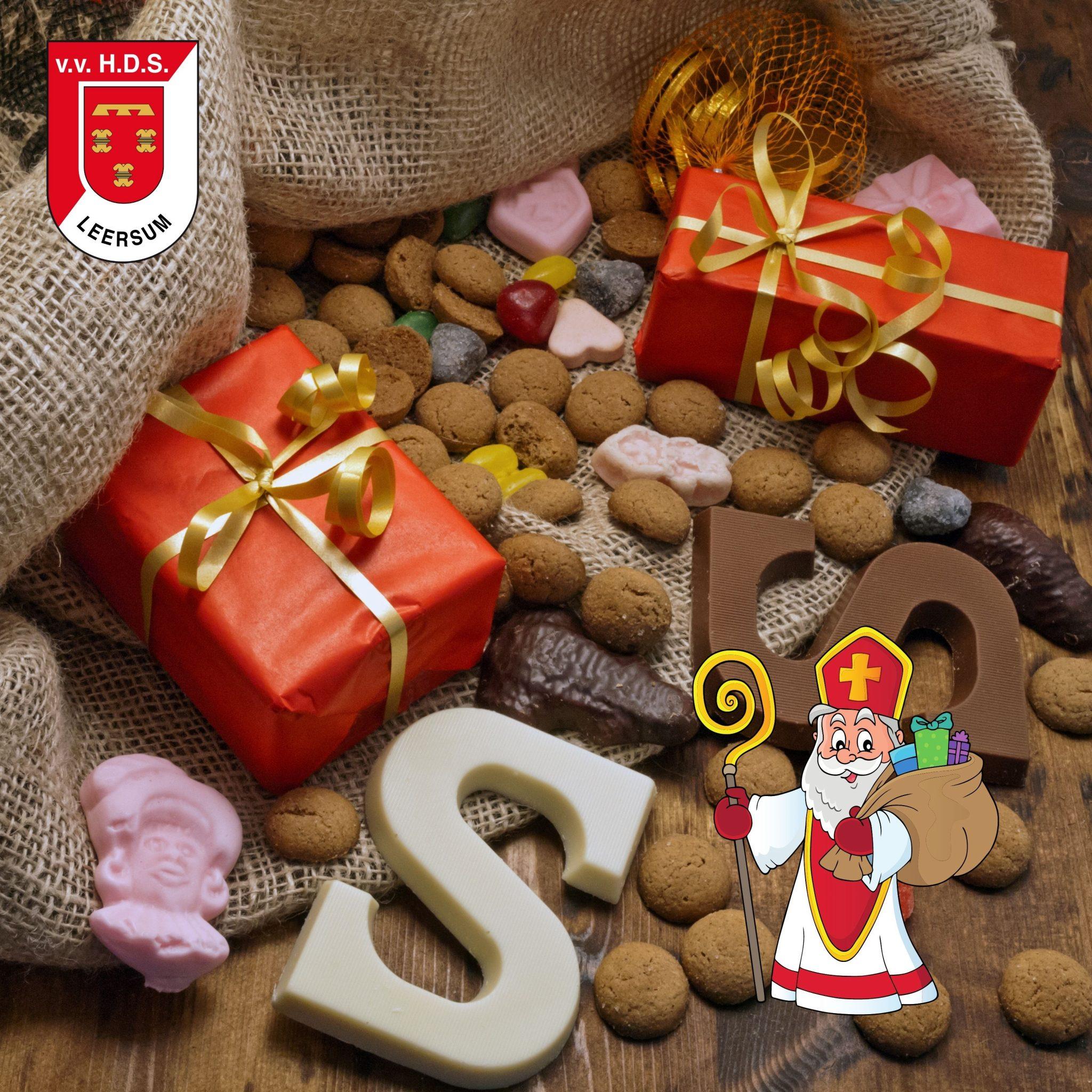 Sinterklaasviering 2020
